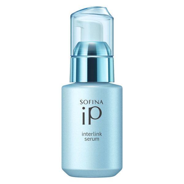 ソフィーナ iP ソフィーナアイピー SOFINA iP インターリンクセラム うるおって瑞々しい肌へ 80g オーシャンエナジーの香りの画像
