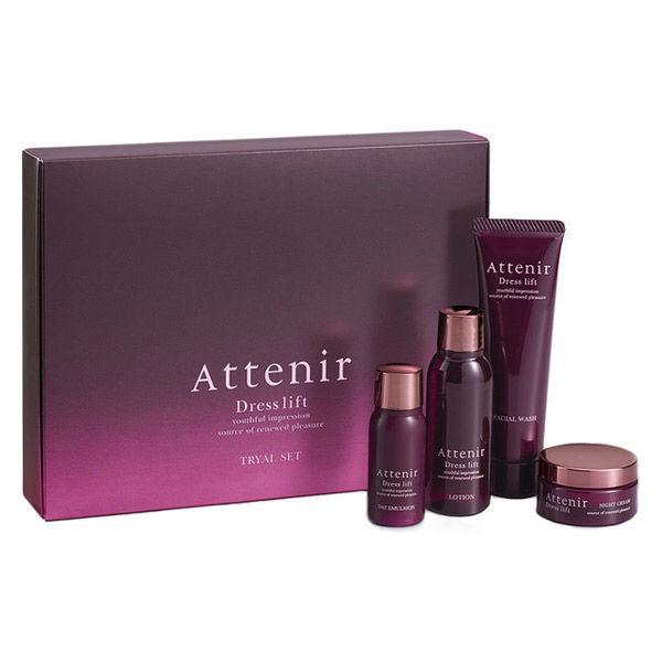 アテニア 数量限定 Attenir(アテニア) ドレスリフト2週間分+人気クレンジングアロマ ミニサイズの画像
