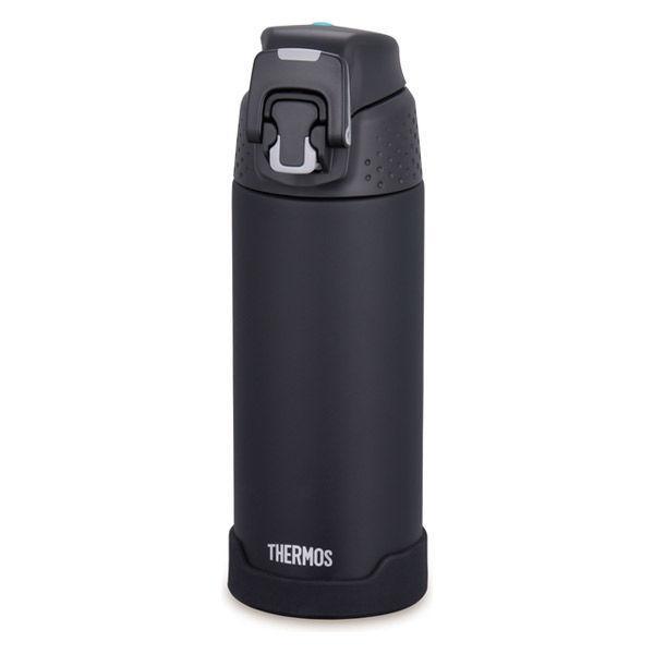 サーモス(THERMOS)水筒真空断熱スポーツボトル500ml0.5LマットブラックFJH-500MTBK1個