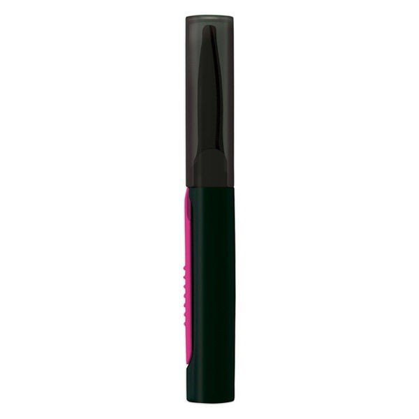 プラス ツイッギー フィットカットカーブ携帯はさみ フッ素コート ポーチサイズ スポーティブラック 黒 SC-100PF