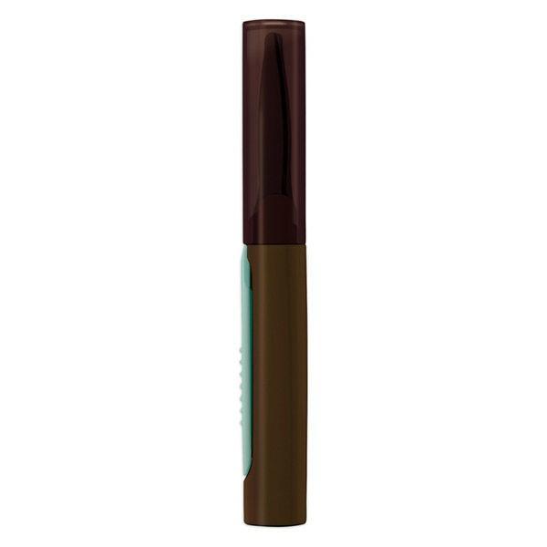 プラス ツイッギー フィットカットカーブ携帯はさみ フッ素コート ポーチサイズ チョコミント 茶色 SC-100PF
