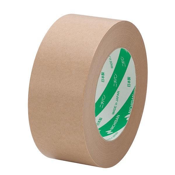 【ガムテープ】 ハイクラフトテープ No.321 0.14mm厚 50mm×50m 茶 ニチバン 1巻
