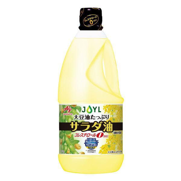 J-オイルミルズ 味の素 サラダ油 1350g 1本
