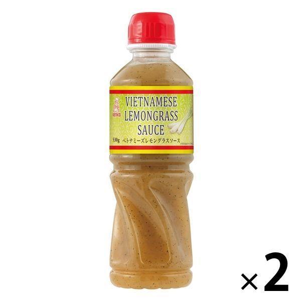 ケンコーマヨネーズ ベトナミーズレモングラスソース 530g 2本