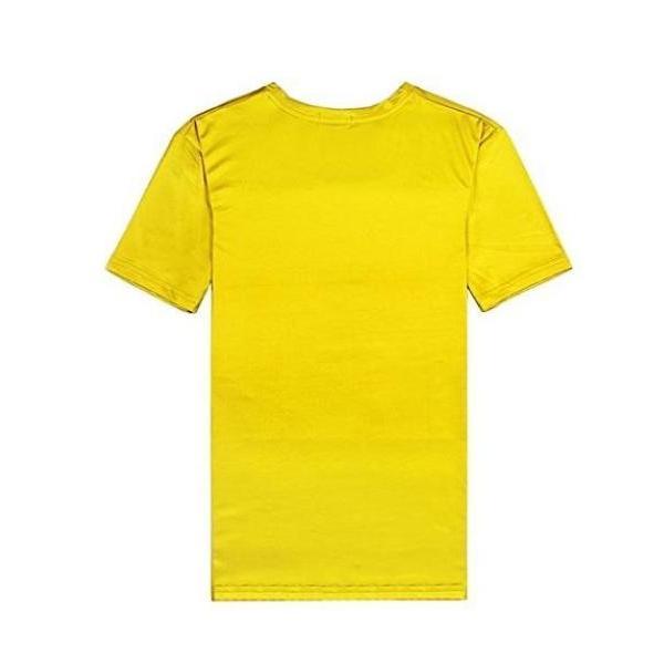 Tシャツ レディース メンズ おしゃれ 半袖 立体とうもろこし柄 カットソー 3DTシャツ おもしろ コーンTシャツ トップス|y-mty|03