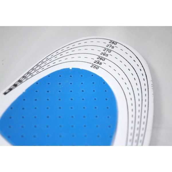 インソール メンズ レディース かかと足底筋膜炎 衝撃吸収 衝撃吸収インソール 中敷き クッション 防臭加工 fjab037|y-mty|07