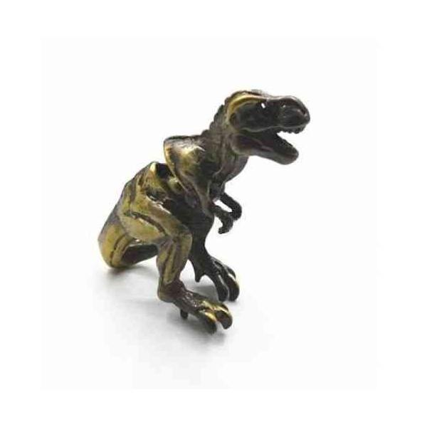 ピアス メンズ おしゃれ おもしろ 恐竜 アンティーク シルバー セカンドピアス 金属アレルギー対応ピアス ngab377 y-mty 07
