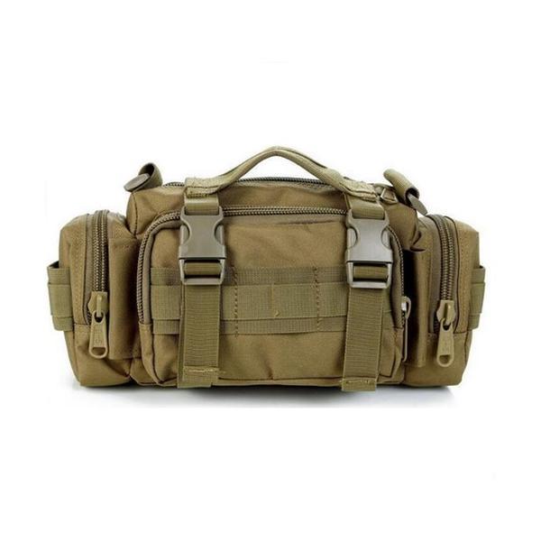 迷彩バッグ メンズ スポーツバッグ ミリタリーバッグ カモフラ 5way 多機能 ウエストバック ボディバッグ 防水 軽量 全11種類|y-mty|12