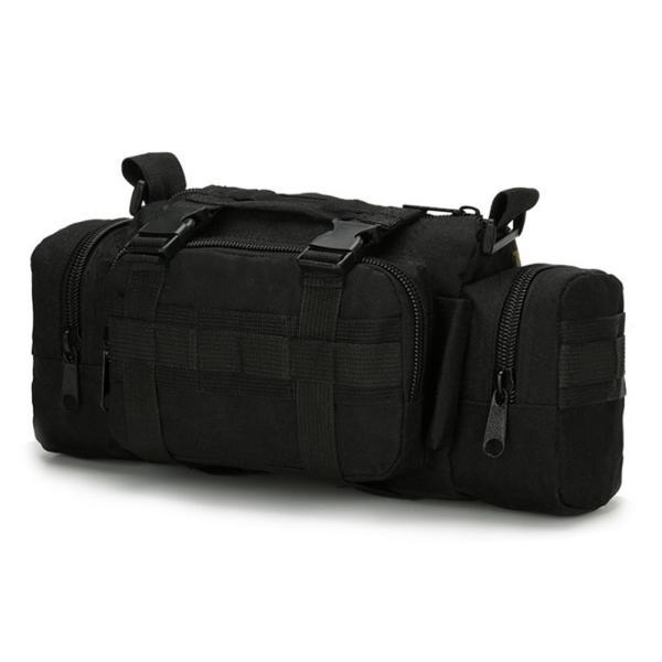 迷彩バッグ メンズ スポーツバッグ ミリタリーバッグ カモフラ 5way 多機能 ウエストバック ボディバッグ 防水 軽量 全11種類|y-mty|10