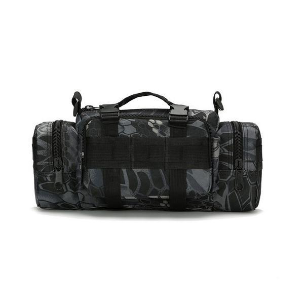 迷彩バッグ メンズ スポーツバッグ ミリタリーバッグ カモフラ 5way 多機能 ウエストバック ボディバッグ 防水 軽量 全11種類|y-mty|14