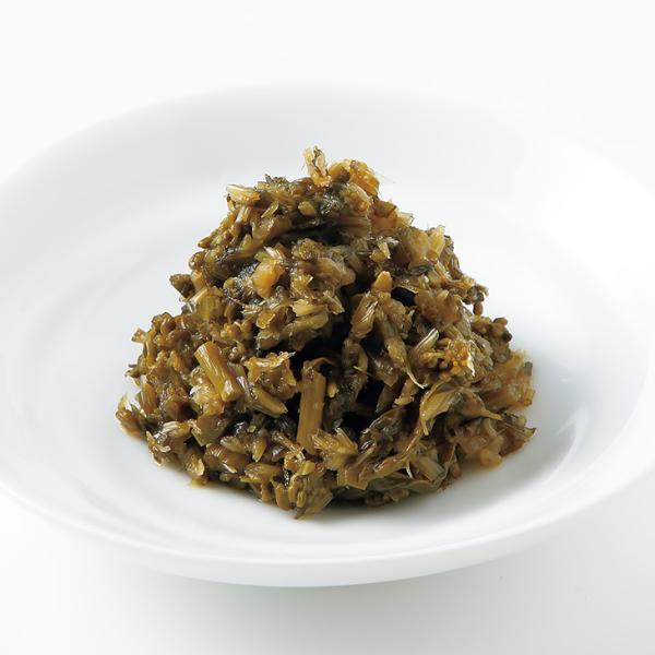 京つけもの西利 花みぶ菜 125g 京都 老舗 高級 漬物 お土産 醤油漬け お茶漬け おにぎり 壬生菜 みぶな