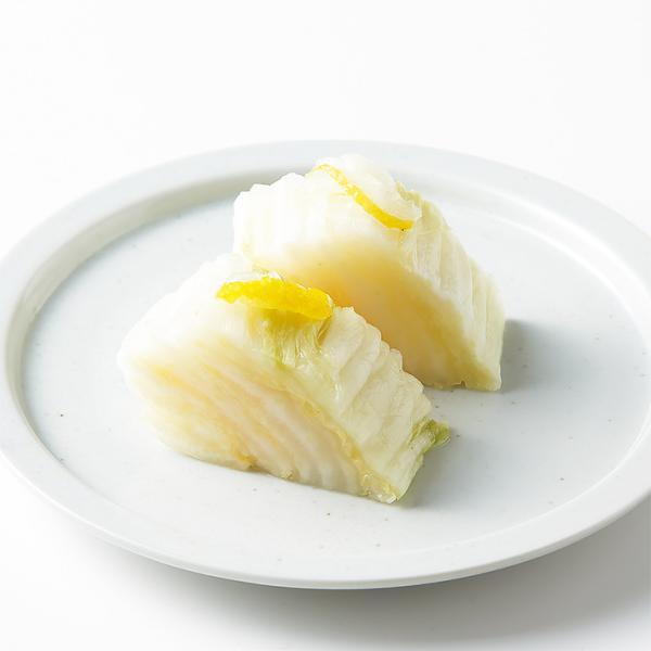 京つけもの西利 ゆず白菜 194g 京都 老舗 高級 漬物 お土産 浅漬け 白菜 はくさい 柚子 ゆず