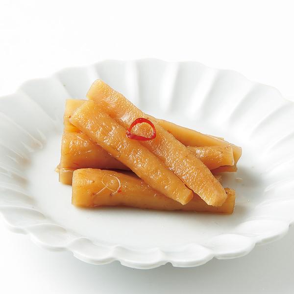 京つけもの西利 牛蒡(ごんぼ)しょうゆ 96g 京都 老舗 高級 漬物 お土産 おつまみ お茶漬けごぼう