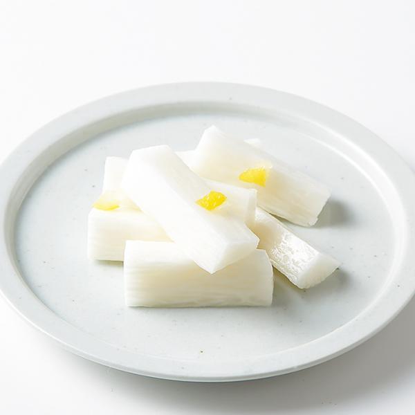 京つけもの西利 長いもゆず 3切 京都 老舗 高級 漬物 お土産 浅漬け 長いも 長芋 おつまみ お茶漬け 柚子