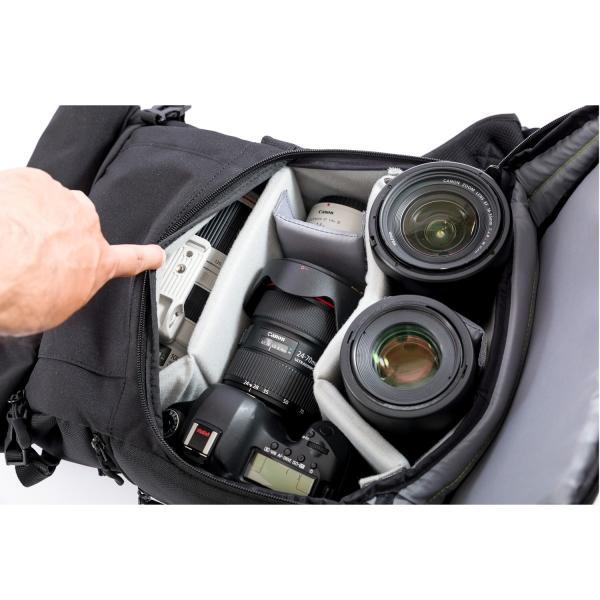 人気カメラバッグの第二弾!Endurance カメラバッグ Ext(エクステンド)  コンパクト&多機能 リュックタイプ|y-op|04