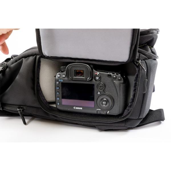 人気カメラバッグの第二弾!Endurance カメラバッグ Ext(エクステンド)  コンパクト&多機能 リュックタイプ|y-op|05