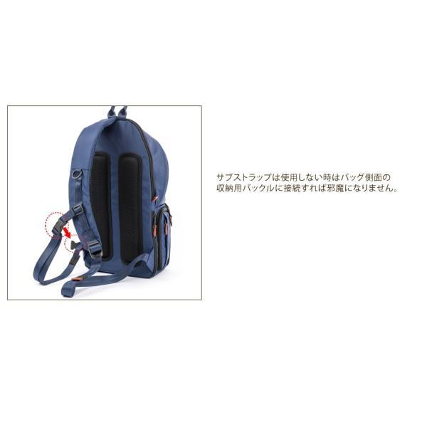 【アウトレットセール限定特価】カメラバッグ スリング おしゃれ ミラーレス一眼 Endurance(エンデュランス)|y-op|18