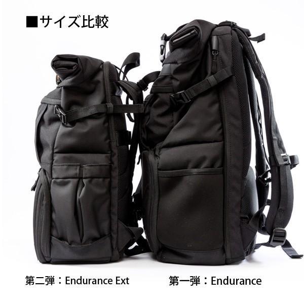 カメラバッグ アウトレット 数量限定特価品 リュック 一眼レフ 大容量 ミラーレス 旧モデル Endurance Ext y-op 02