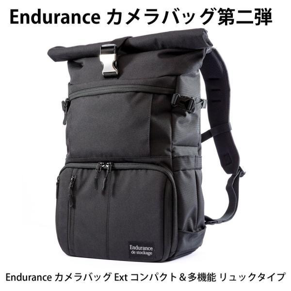 カメラバッグ アウトレット 数量限定特価品 リュック 一眼レフ 大容量 ミラーレス 旧モデル Endurance Ext y-op 13