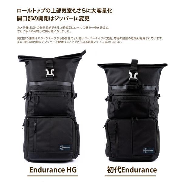 カメラバッグ 一眼レフ リュック 大容量 Endurance(エンデュランス)  HG カメラバック カメラリュック バックパック |y-op|11