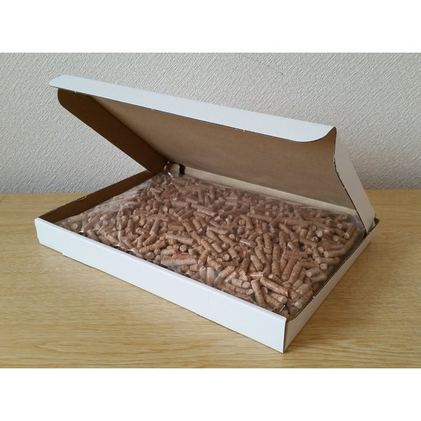 長野県産木質ペレットピュア1号9パック y-pellet