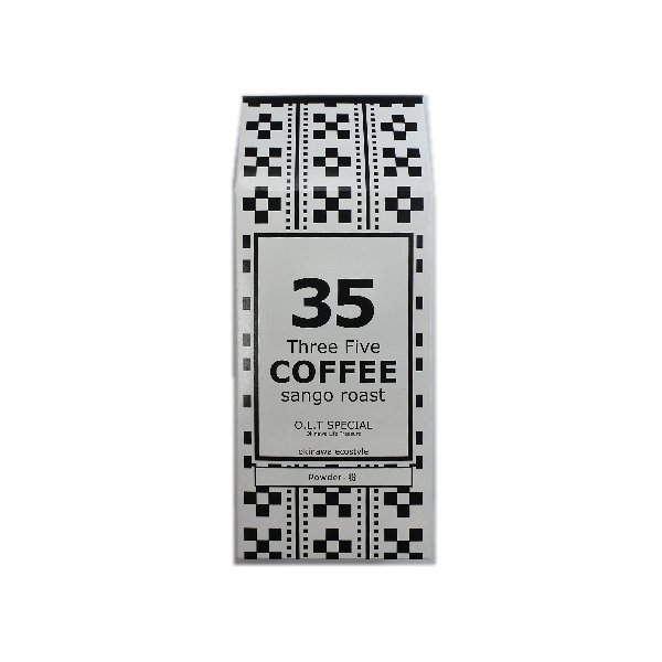 沖縄サンゴ焙煎コーヒー35COFFEE(O.L.TSPECIAL)200g(粉)