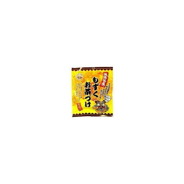 沖縄名産 もずくお茶づけ 5袋入 丸昇物産 2個までメール便可