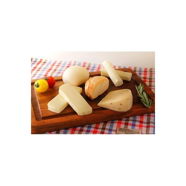 矢巾町 ふるさと納税 【チーズ工房】自慢のチーズ5種類セット|y-sf