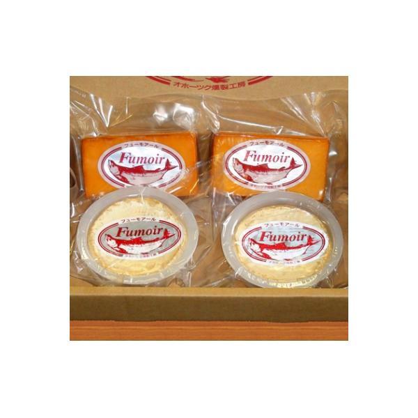 紋別市 ふるさと納税 無添加・北海道産ナチュラルチーズ・スモークセット|y-sf