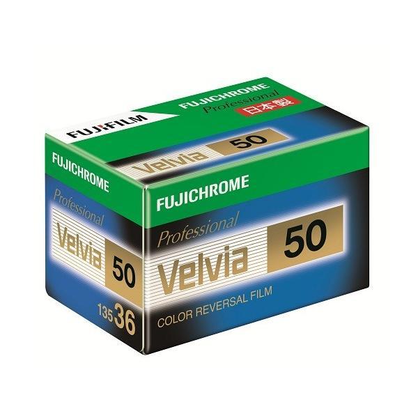 ベルビアVelvia50・135 36枚撮 単品 リバーサルフィルム フジクローム 富士フィルム 受発注商品