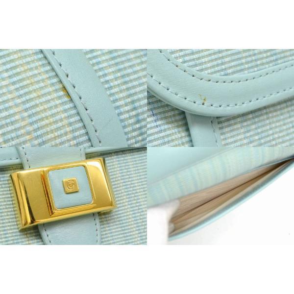 本物 COMTESSE コンテス ホースヘアー ハンドバッグ トートバッグ フォーマル カーフレザー 革 ライトブルー 水色 ゴールド金具