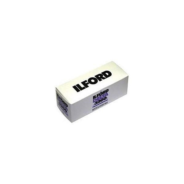 イルフォード 超高感度微粒子モノクロフィルム DELTA 3200 PROFESSIONAL 120