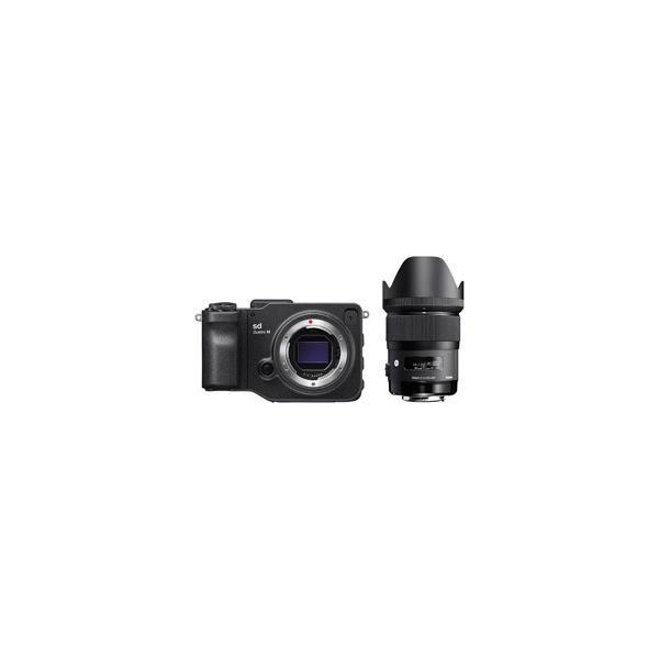 シグマ(SIGMA) sd Quattro H 35mm F1.4 DG HSM Art レンズキット ミラーレス一眼カメラ