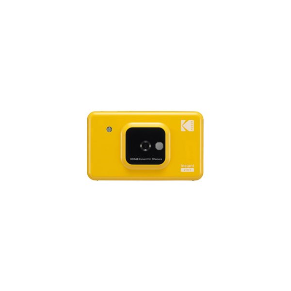 Kodak(コダック) インスタントカメラプリンター C210 イエロー