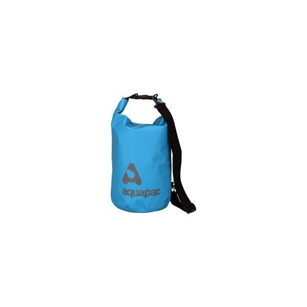 アクアパック 734 トレイルプルーフ ドライバッグ (ショルダーストラップ付) 15L ブルーの画像