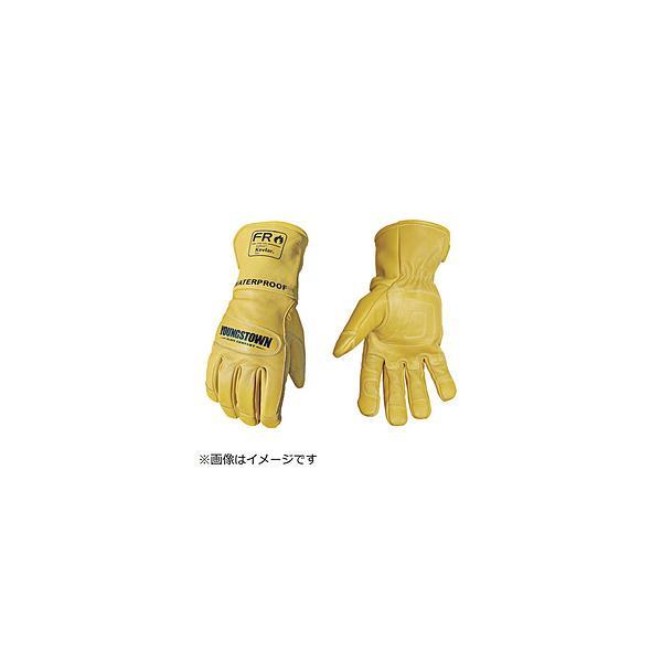 YOUNGST YOUNGST 革手袋 FRウォータープルーフレザー ケブラー(R)