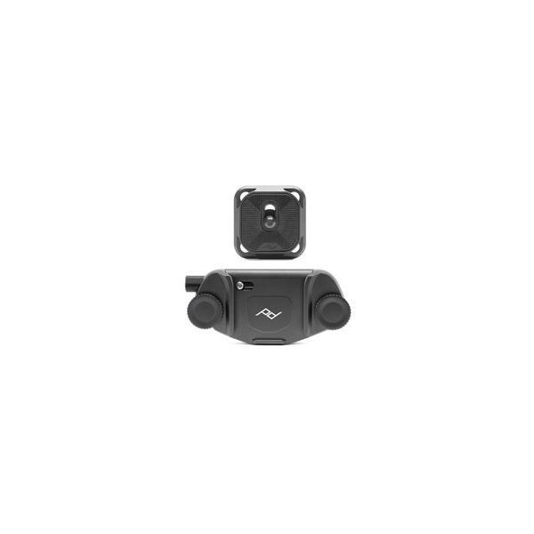 PEAKDESIGN キャプチャー V3 カメラクリップ(カメラキャリーシステム) CP-BK-3 ブラック