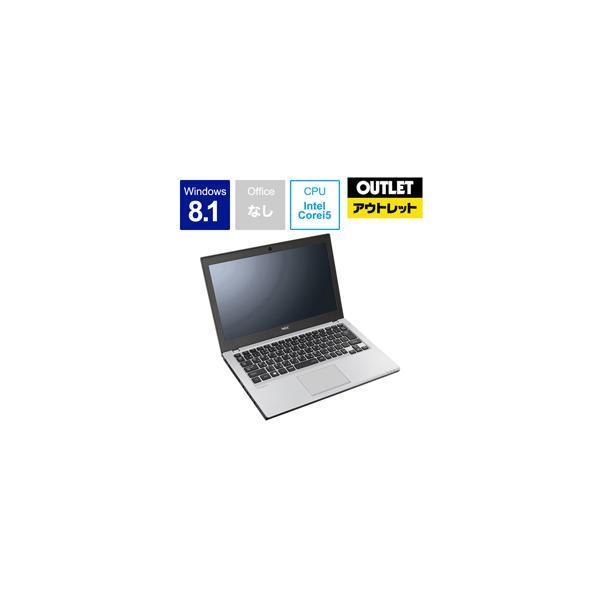 NEC 12.5型ノートPC[Win10 Pro・Core i5・HDD 500GB・メモリ 4GB] VersaPro PCVJT23BKGHCT1ZDZZY 【数量限定品】の画像