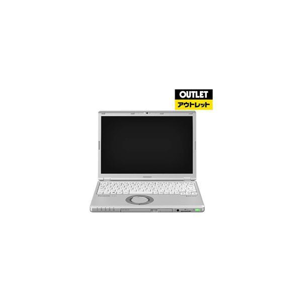 Panasonic 12.1型ノートPC [Win10 Pro・Core i5・SSD 256GB・メモリ 8GB] Let's note SZ6 CF-SZ6BNBVS 【外装不良品】の画像