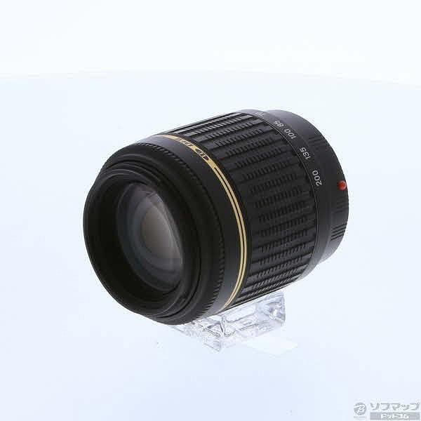 〔〕タムロン(TAMRON) AF 55-200mm F4-5.6 Di II LD MACRO (A15M) (コニカミノルタ用)