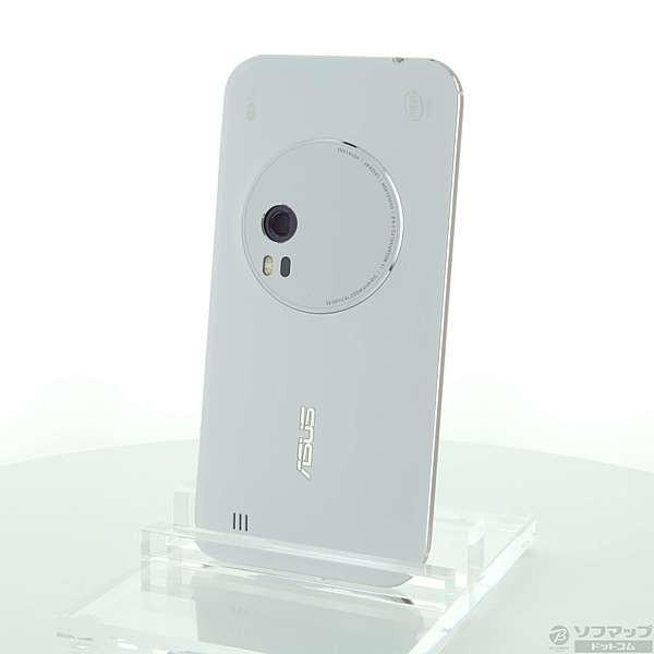 ZenFone Zoom (ZX551ML) 32GB ホワイト SIMフリーの画像