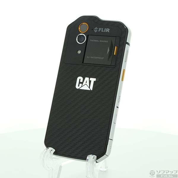 CAT S60 32GB ブラック SIMフリーの画像