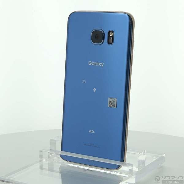 GALAXY S7 32GB ブルーコーラル auの画像