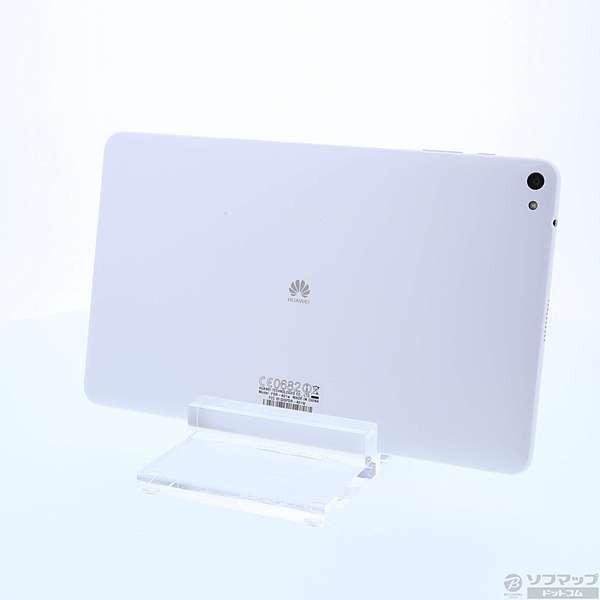 FDR-A01L Androidタブレット MediaPad T2 10.0 Pro ホワイト [10.1型 /ストレージ:16GB /Wi-Fiモデル]の画像