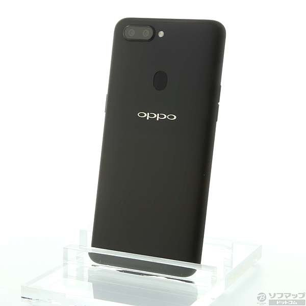 OPPO R11s 64GB ブラック SIMフリーの画像