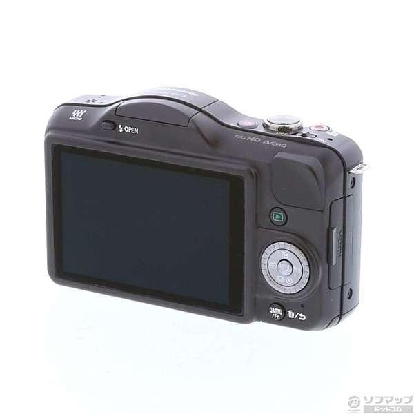 〔〕Panasonic(パナソニック) DMC-GF3-K ボディ (1210万画素/エスプリブラック/SDXC)