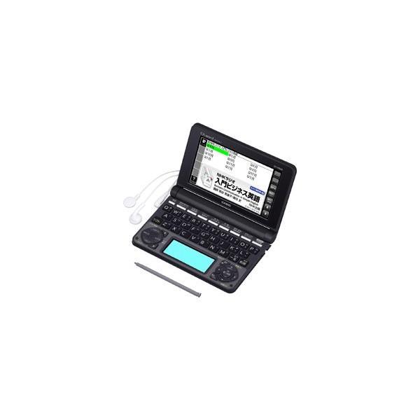 CASIO(カシオ) エクスワード XD-N8500BK ブラックの画像