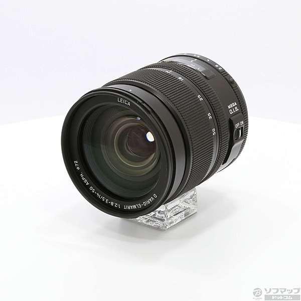 〔中古〕Panasonic(パナソニック) 〔展示品〕 LEICA D VARIO-ELMARIT 14-50mm F2.8-3.5 (L-ES014050)