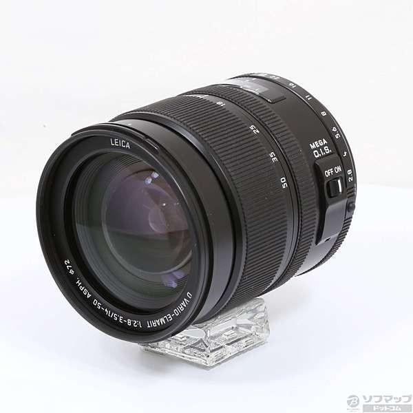 〔中古〕Panasonic(パナソニック) LEICA D VARIO-ELMARIT 14-50mm F2.8-3.5 (L-ES014050)〔10/29(火)新入荷〕