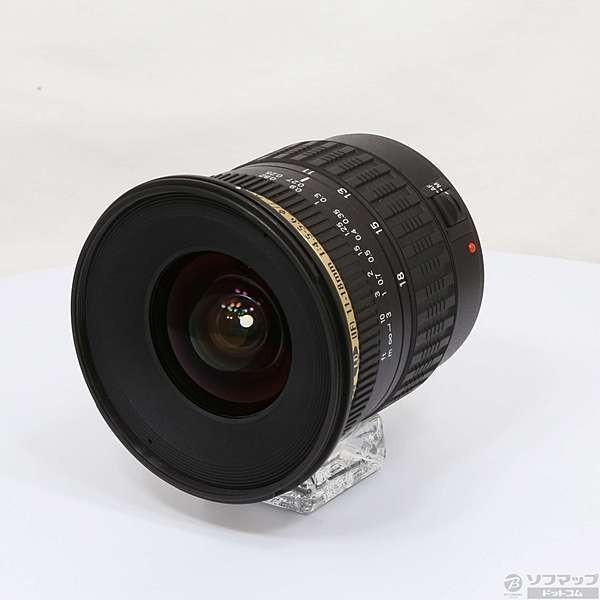 〔中古〕タムロン(TAMRON) TAMRON AF 11-18mm F4.5-5.6 Di II (A13E) (Canon用)